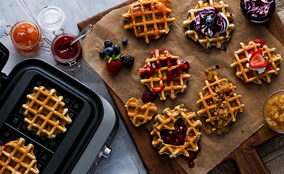 Waffles in the Iron Agent485 Dallas